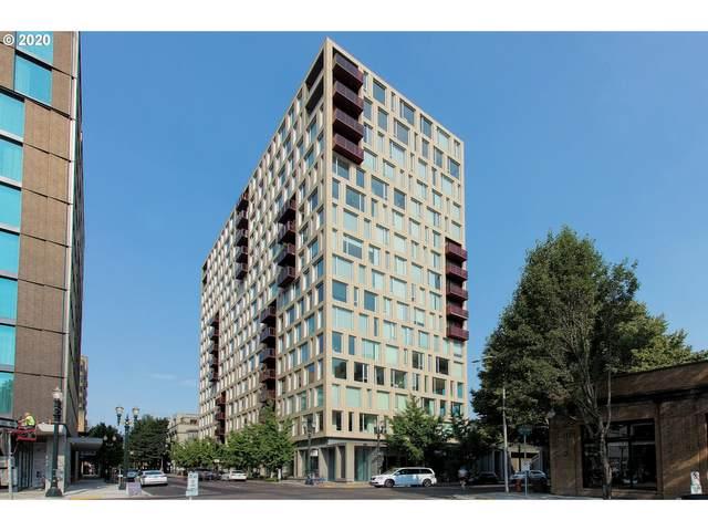 937 NW Glisan St #732, Portland, OR 97209 (MLS #20177861) :: Premiere Property Group LLC