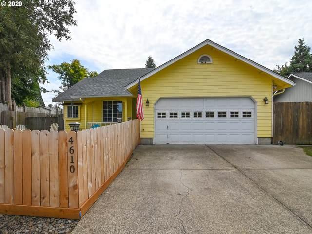 4610 Harriet Ave, Eugene, OR 97402 (MLS #20177867) :: Brantley Christianson Real Estate