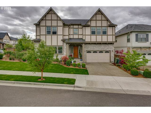 14614 NW Safflower Dr, Portland, OR 97229 (MLS #20178482) :: Piece of PDX Team