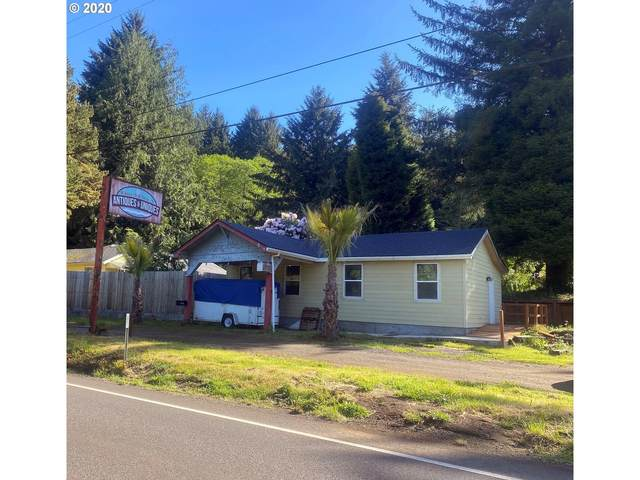 90413 Hwy 101, Florence, OR 97439 (MLS #20178632) :: Gustavo Group