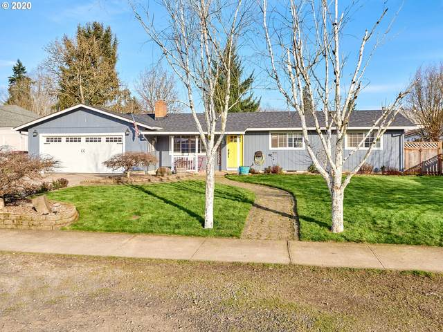 253 N Olive St, Yamhill, OR 97148 (MLS #20178840) :: Next Home Realty Connection