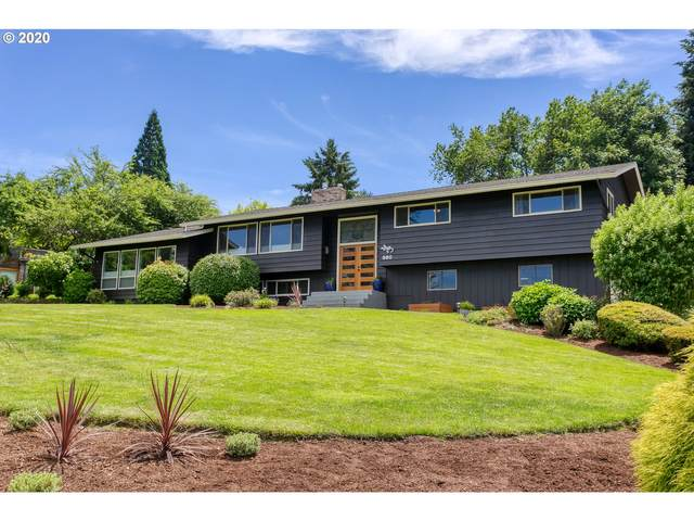 860 Skyland Dr, Lake Oswego, OR 97034 (MLS #20179320) :: Townsend Jarvis Group Real Estate