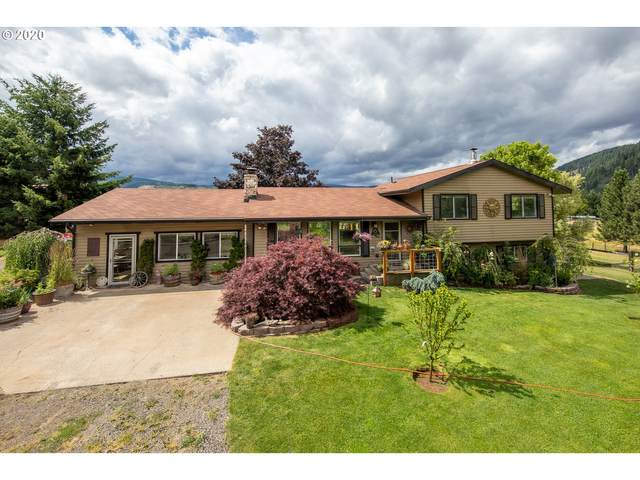 5650 Trout Creek Ridge Rd, Mt Hood Prkdl, OR 97041 (MLS #20179869) :: Change Realty