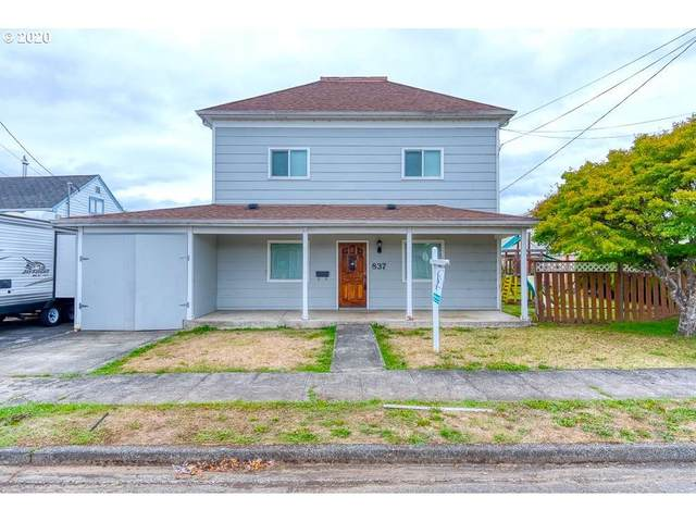 837 C St, Myrtle Point, OR 97458 (MLS #20179909) :: Townsend Jarvis Group Real Estate