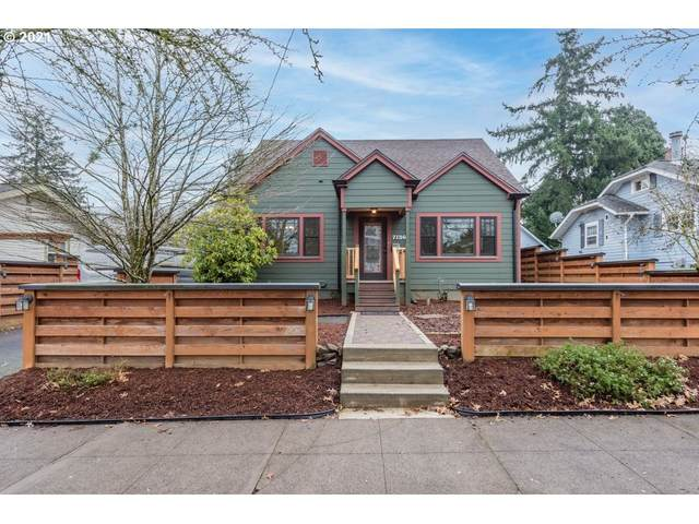 7136 N Fenwick Ave, Portland, OR 97217 (MLS #20181006) :: Song Real Estate