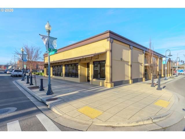 35 S Bartlett St, Medford, OR 97501 (MLS #20181309) :: Premiere Property Group LLC