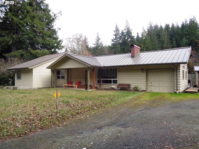 54123 Lampa Crk Rd, Coquille, OR 97423 (MLS #20181810) :: Premiere Property Group LLC