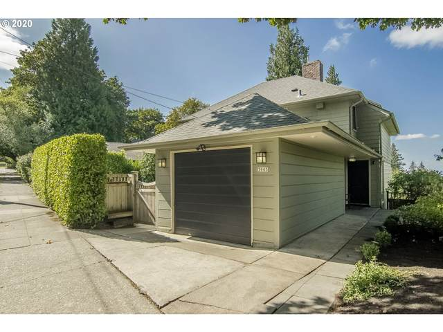 3905 SW Council Crest Dr, Portland, OR 97239 (MLS #20182551) :: The Liu Group