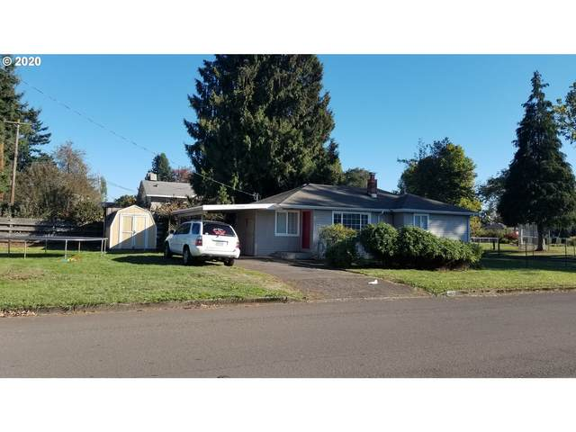 3105 Oriole St, Springfield, OR 97477 (MLS #20182806) :: McKillion Real Estate Group
