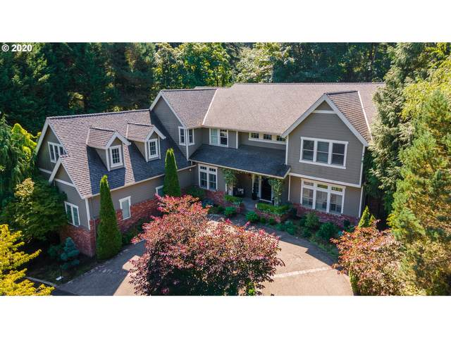 1522 S Aventine Ct, Portland, OR 97219 (MLS #20183357) :: Coho Realty