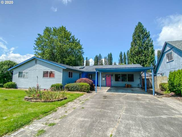 1815 33RD Ave, Longview, WA 98632 (MLS #20183690) :: Townsend Jarvis Group Real Estate