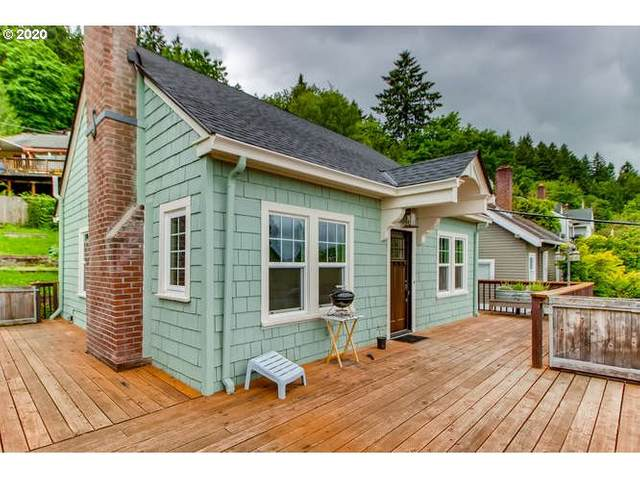 9919 NW Hoge Ave, Portland, OR 97231 (MLS #20183720) :: Fox Real Estate Group