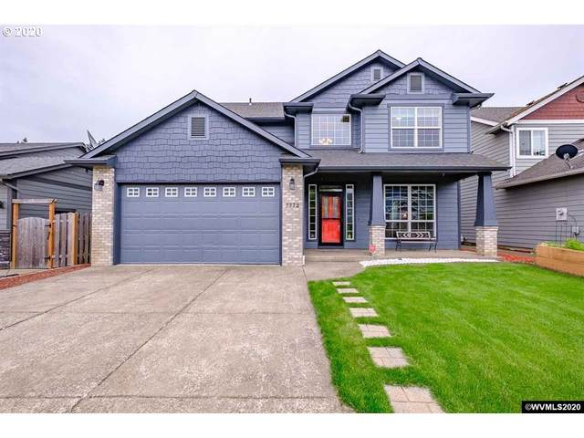 7772 Trebber St NE, Keizer, OR 97303 (MLS #20184011) :: Fox Real Estate Group