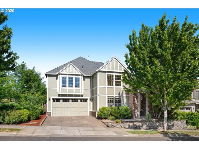 6580 NW Dingo Dr, Portland, OR 97229 (MLS #20184284) :: Change Realty