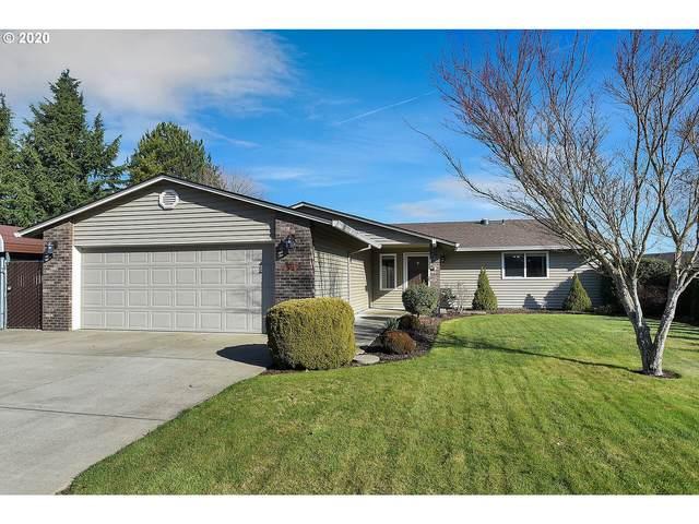 522 SW Westvale St, Mcminnville, OR 97128 (MLS #20184291) :: McKillion Real Estate Group