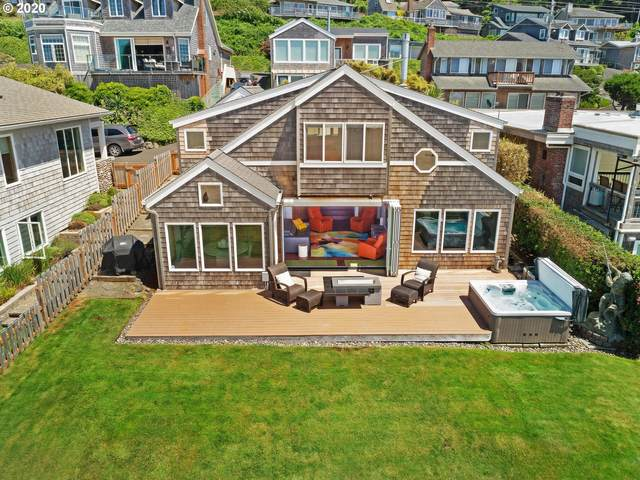 1860 Pacific Ave, Cannon Beach, OR 97110 (MLS #20184314) :: Townsend Jarvis Group Real Estate