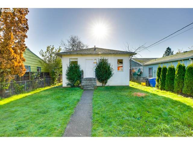 6022 SE Ramona St, Portland, OR 97206 (MLS #20184339) :: Premiere Property Group LLC