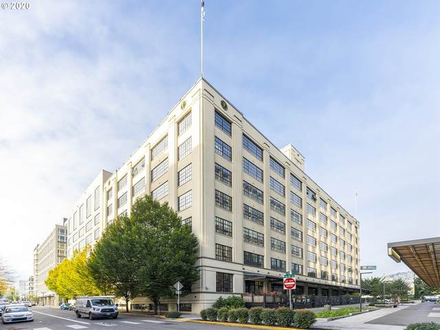 1400 NW Irving St #413, Portland, OR 97209 (MLS #20184611) :: Song Real Estate