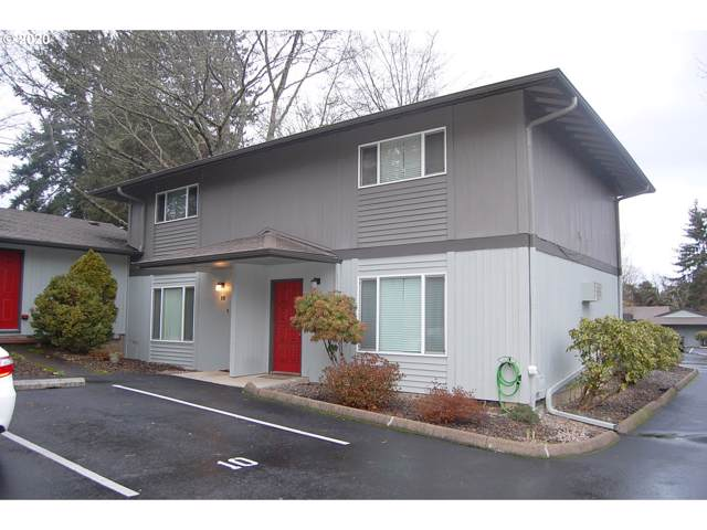 6220 SW 130TH Ave #10, Beaverton, OR 97008 (MLS #20184678) :: Next Home Realty Connection