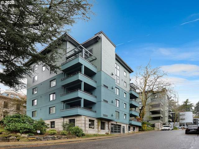 2024 SW Howards Way #306, Portland, OR 97201 (MLS #20185078) :: Townsend Jarvis Group Real Estate