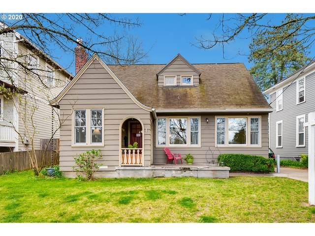 1556 SE Malden St, Portland, OR 97202 (MLS #20185115) :: Matin Real Estate Group