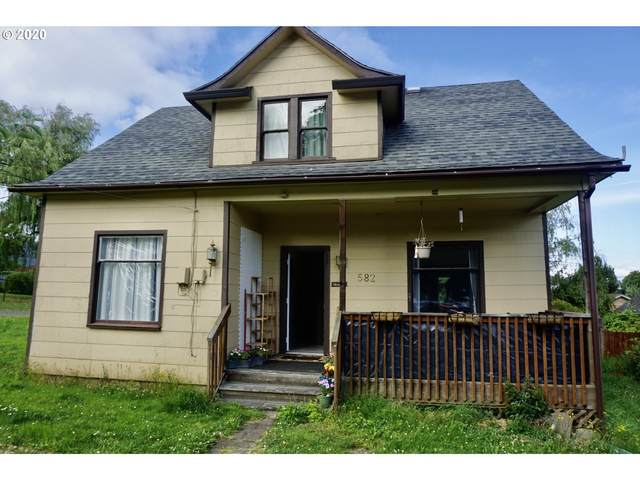 582 NE B St, Willamina, OR 97396 (MLS #20185373) :: Holdhusen Real Estate Group