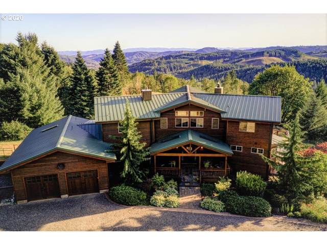 6925 SW Gopher Valley Rd, Sheridan, OR 97378 (MLS #20186129) :: McKillion Real Estate Group