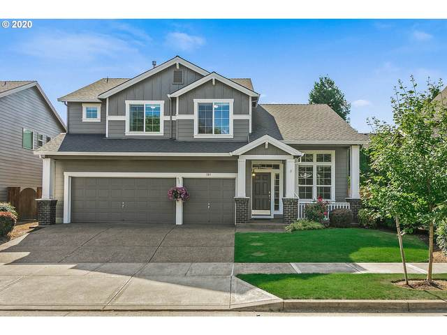 261 N White Oak St, Newberg, OR 97132 (MLS #20186601) :: Next Home Realty Connection