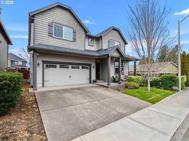 4455 SW 192ND Pl, Beaverton, OR 97078 (MLS #20186799) :: Matin Real Estate Group