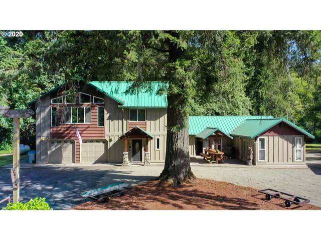 60520 NW Wilcox Dr, Timber, OR 97144 (MLS #20187260) :: Fox Real Estate Group