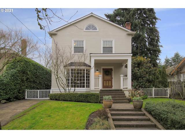 3164 NE Regents Dr, Portland, OR 97212 (MLS #20187459) :: Next Home Realty Connection
