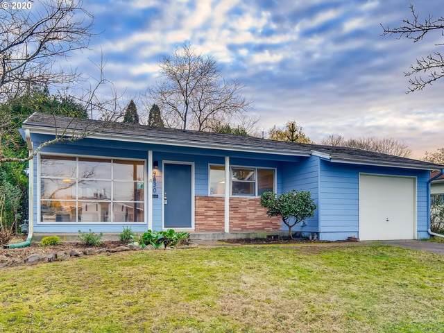 7830 SE Grant St, Portland, OR 97215 (MLS #20187672) :: Lux Properties
