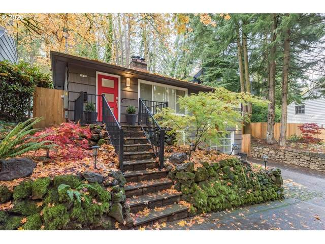 2815 SW Fairview Blvd, Portland, OR 97205 (MLS #20188497) :: Townsend Jarvis Group Real Estate