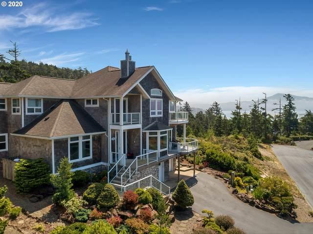 295 Fall Creek Dr, Oceanside, OR 97134 (MLS #20188779) :: McKillion Real Estate Group
