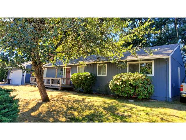 8135 SW 46TH Ave, Portland, OR 97219 (MLS #20189041) :: Premiere Property Group LLC