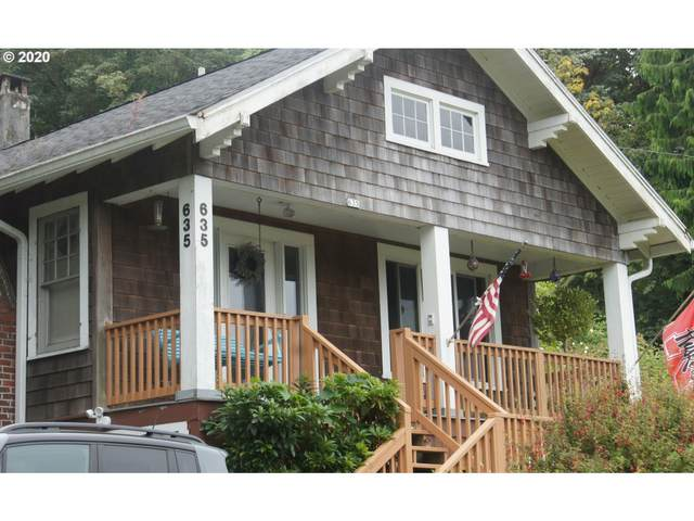 635 43rd St, Astoria, OR 97103 (MLS #20189122) :: Fox Real Estate Group
