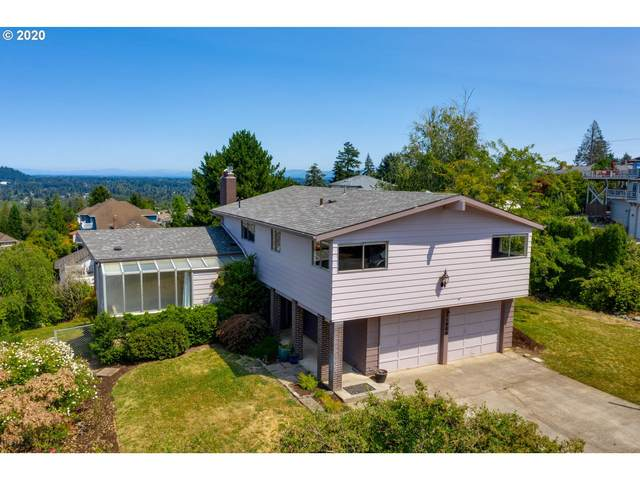 11009 SE Mount Scott Blvd, Portland, OR 97266 (MLS #20189163) :: Beach Loop Realty