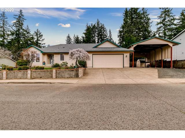6855 Glacier Dr, Springfield, OR 97478 (MLS #20189382) :: Premiere Property Group LLC