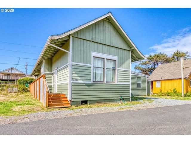 366 N Mcnair Rd, Rockaway Beach, OR 97136 (MLS #20189449) :: Cano Real Estate