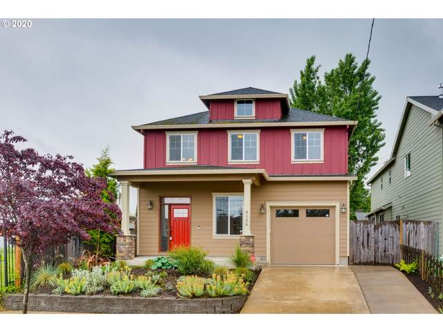 8126 SE Taylor St, Portland, OR 97215 (MLS #20189521) :: Piece of PDX Team