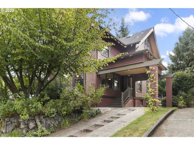 3472 NE Pacific St, Portland, OR 97232 (MLS #20189663) :: Fox Real Estate Group