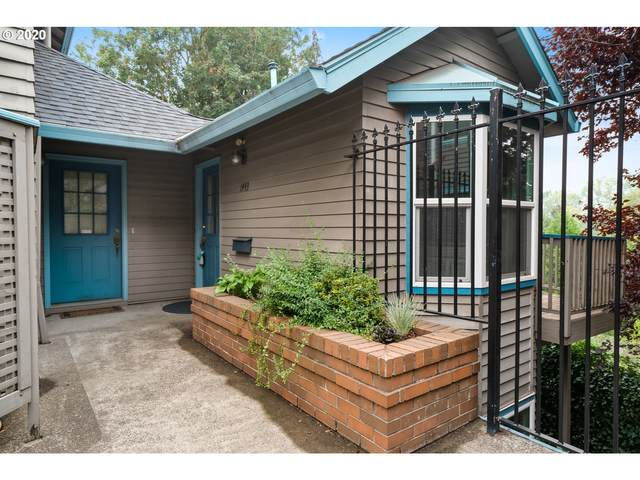 1443 SW Montgomery St #5, Portland, OR 97201 (MLS #20190357) :: Song Real Estate