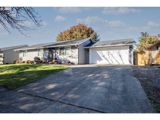 3536 Douglas Dr, Springfield, OR 97478 (MLS #20190536) :: McKillion Real Estate Group