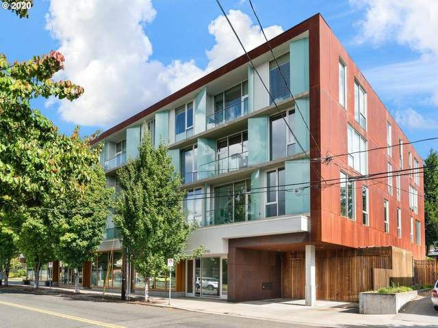 2530 SE 26TH Ave #205, Portland, OR 97202 (MLS #20190822) :: Coho Realty
