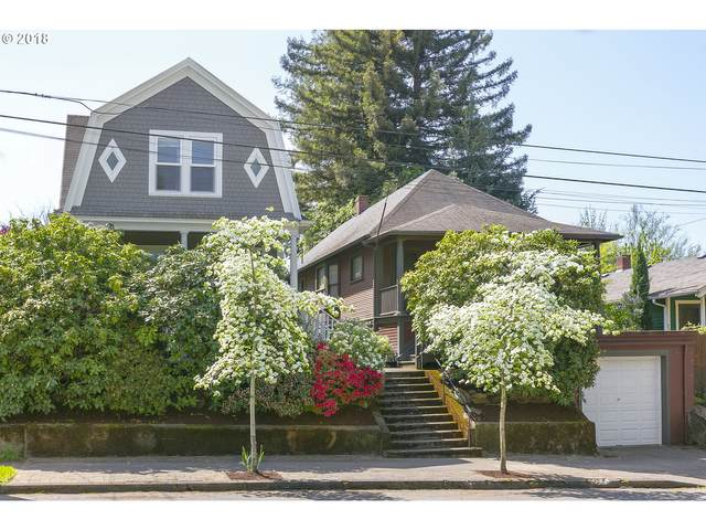 1816 SE Taylor St, Portland, OR 97214 (MLS #20191849) :: The Liu Group