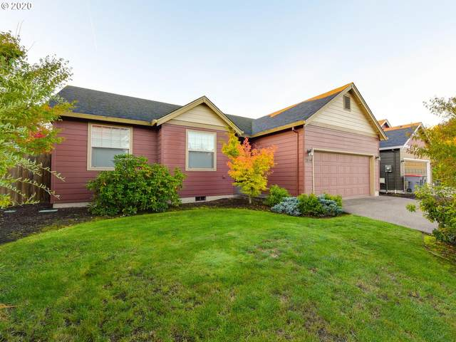 2834 Hidden Meadow Dr, Mcminnville, OR 97128 (MLS #20192017) :: Song Real Estate