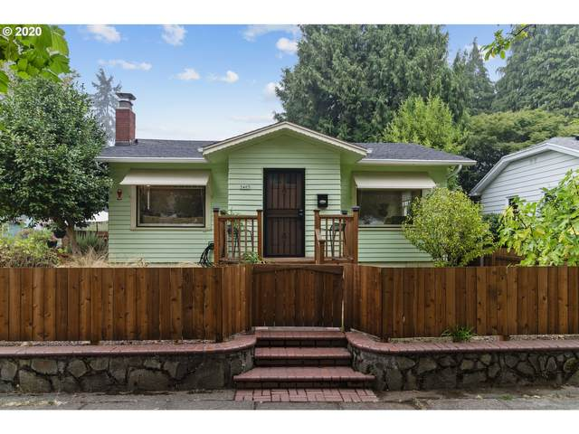 3405 NE Ainsworth St, Portland, OR 97211 (MLS #20192618) :: Next Home Realty Connection