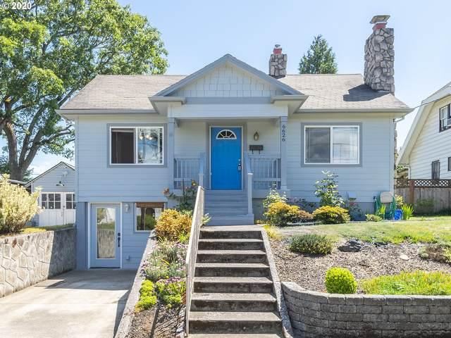 6626 N Fenwick Ave, Portland, OR 97217 (MLS #20192969) :: Change Realty