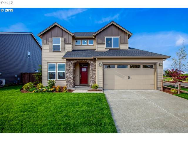 2242 SE 12th Ave Lot10, Canby, OR 97013 (MLS #20193623) :: Fox Real Estate Group