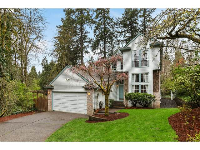 2807 SW 28TH Dr, Portland, OR 97219 (MLS #20194006) :: The Liu Group